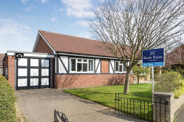 Thumbnail Bungalow for sale in Barley Rise, Strensall, York