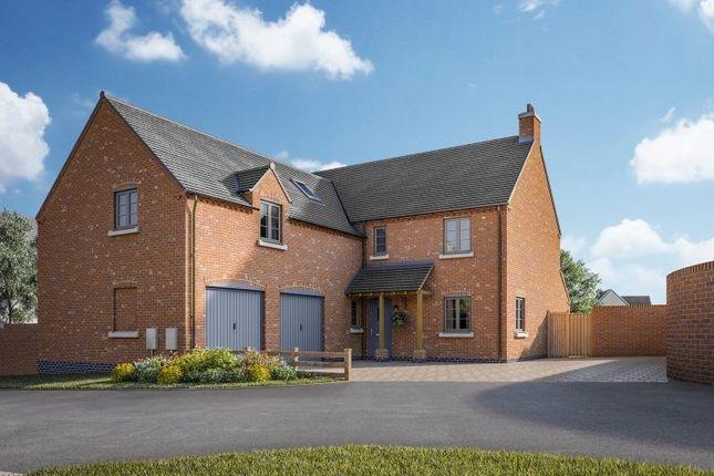 Thumbnail Detached house for sale in Century Drive, Off Normanton Rd, Packington, Ashby-De-La-Zouch
