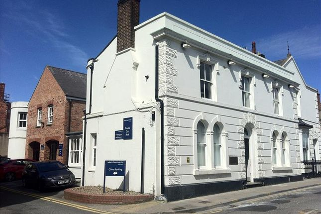 Thumbnail Office for sale in St Mary's Chambers, West St Maryís Gate, Grimsby