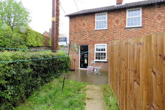 Thumbnail Semi-detached house for sale in Heath Road, Great Brickhill, Milton Keynes