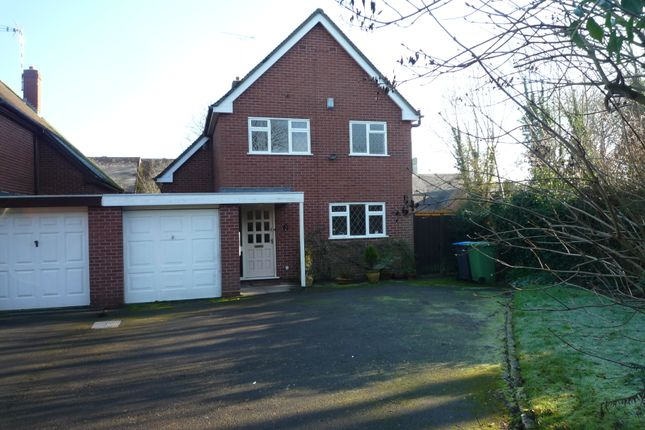 Thumbnail Link-detached house for sale in Bear Close, Henley In Arden
