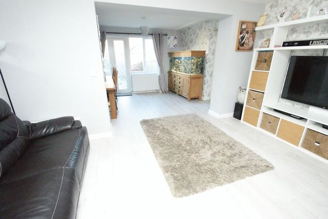 Thumbnail Terraced house for sale in Church Drive, Shirebrook, Mansfield