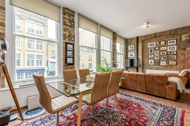 Thumbnail Property to rent in Curtain Road, Shoreditch, London