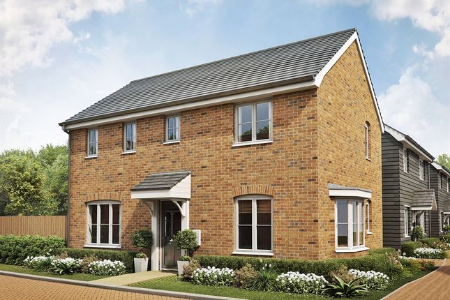"Thumbnail Detached house for sale in ""The Clayton Variant"" at Folly Lane, Hockley"