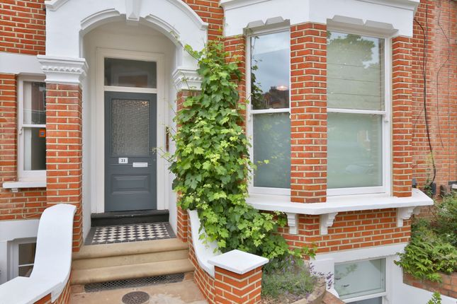 Thumbnail Flat to rent in Ridge Road, Crouch End, London
