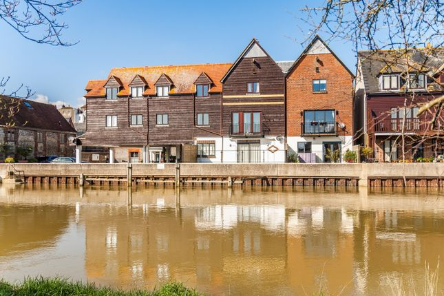 Thumbnail Maisonette for sale in River Road, Arundel, West Sussex
