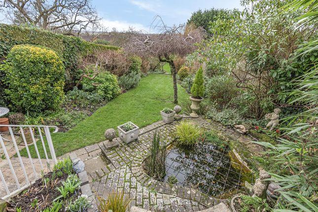 Garden of Carlton Road, Redhill RH1