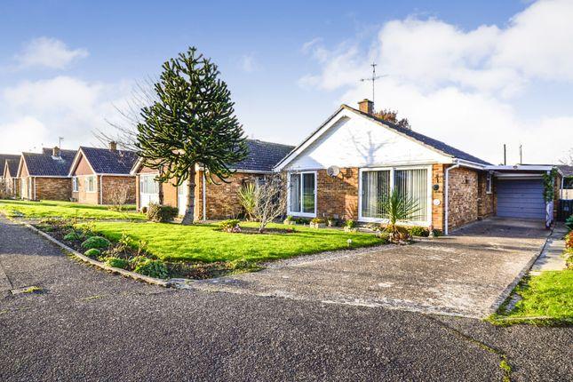 Thumbnail Detached bungalow for sale in Sandown Way, Bexhill On Sea