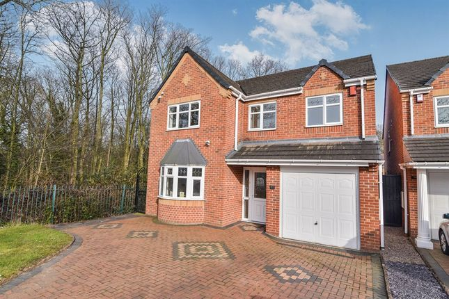 Thumbnail Detached house for sale in Whitecrest, Great Barr, Birmingham