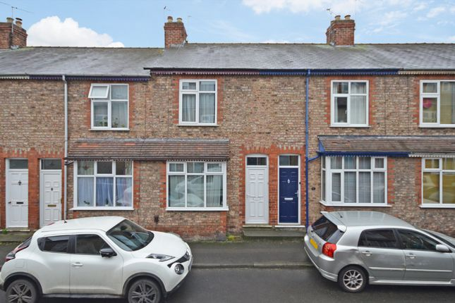 2 bed terraced house for sale in Westwood Terrace, South Bank, York YO23