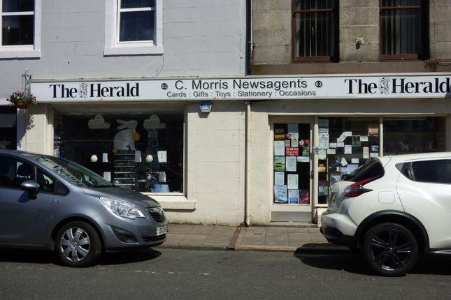 Studio for sale in Victoria Street, Newton Stewart DG8