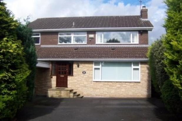 Thumbnail Detached house to rent in Dawstone Road, Heswall, Wirral