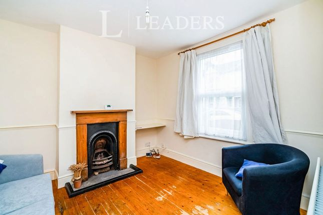 Thumbnail Terraced house to rent in Earls Road, Portswood, Southampton.