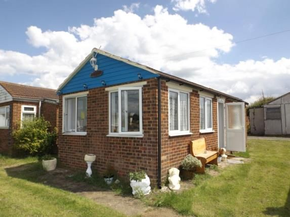 Thumbnail Bungalow for sale in Warden Bay Road Leysdown, Sheerness, Kent