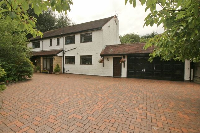 Thumbnail Detached house for sale in Elmcroft Lane, Hightown, Merseyside