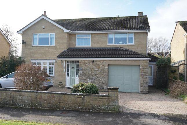 Thumbnail Detached house for sale in Sandringham Road, Trowbridge