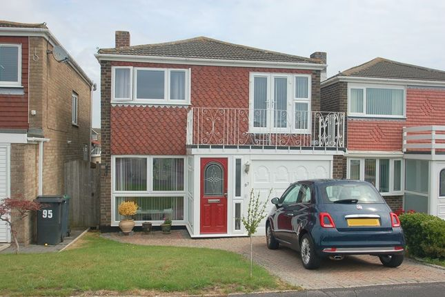 Thumbnail Detached house for sale in Gale Moor Avenue, Alverstoke, Gosport