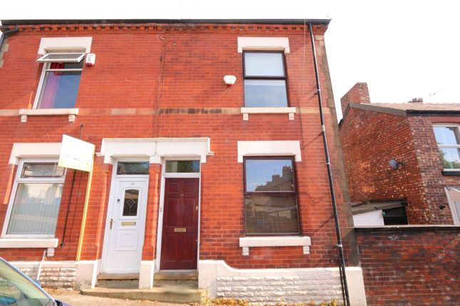 Thumbnail Terraced house to rent in Bates Street, Dukinfield