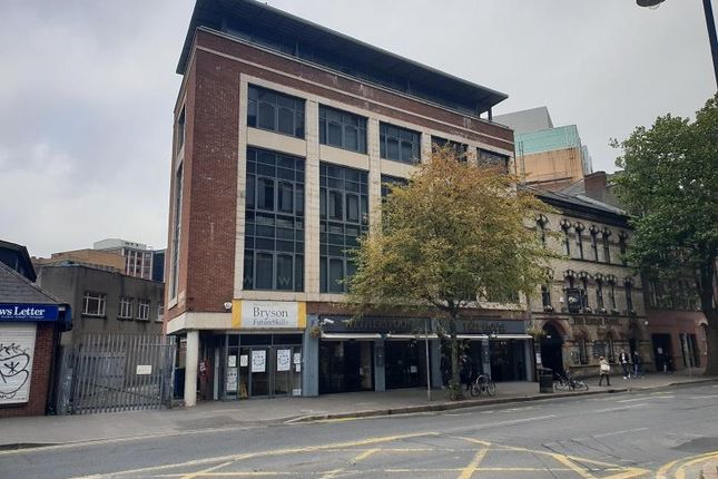 Office to let in 4th Floor, Stockman's House, 39-43 Bedford Street, Belfast, County Antrim