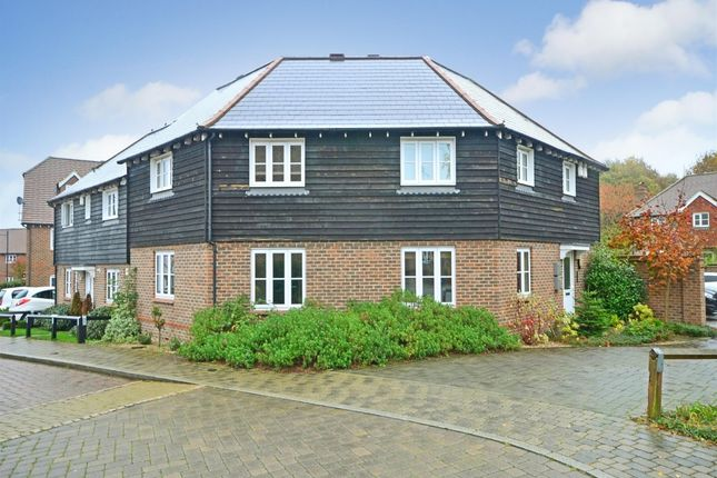 Thumbnail Maisonette to rent in Mcarthur Drive, Kings Hill, West Malling