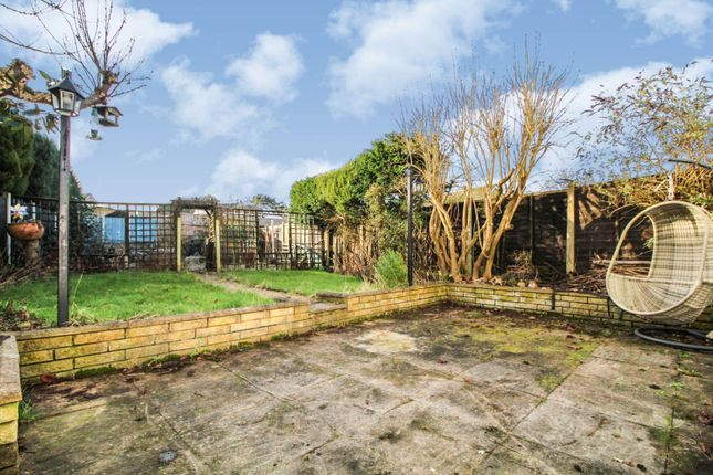 Garden of The Crescent, Cookley, Kidderminster DY10
