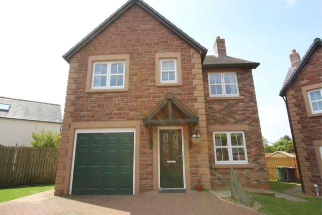 Thumbnail Detached house for sale in 32 Edmondson Close, Brampton, Cumbria