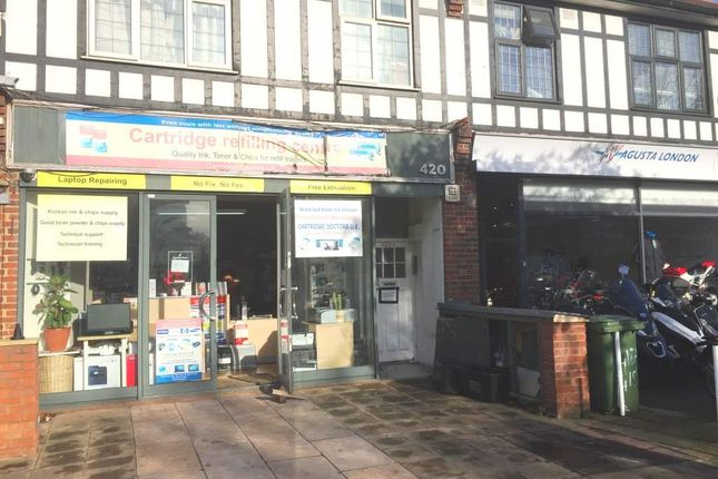 Retail premises for sale in London SW14, UK