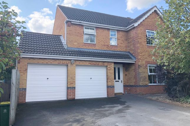 Thumbnail Detached house for sale in Vicarage Lane, Codnor Park, Ironville, Nottingham