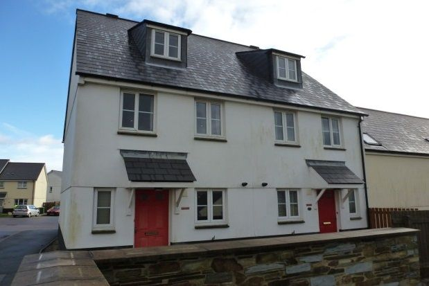 Thumbnail Property to rent in Tregoning Drive, St. Austell
