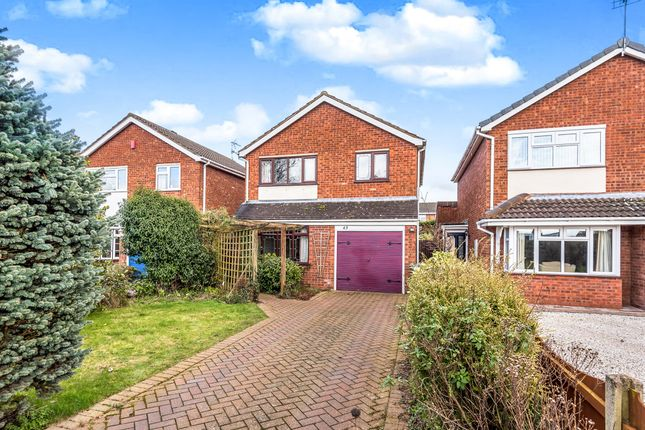 Thumbnail Detached house for sale in Templars Way, Penkridge, Stafford