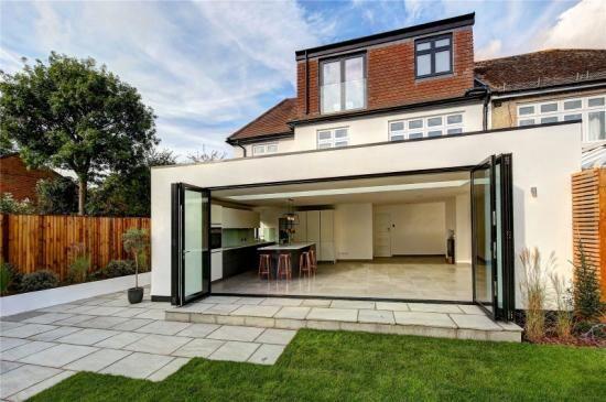 Thumbnail Semi-detached house for sale in Burtons Road, Hampton Hill, Hampton