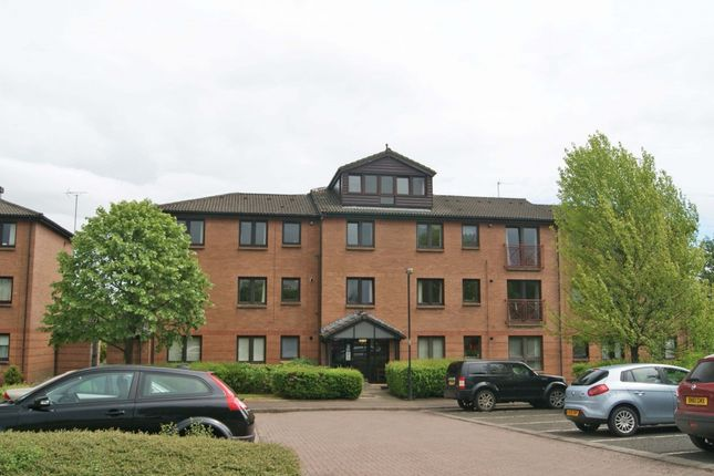 Thumbnail Flat to rent in Abbeymill, Riverside, Stirling
