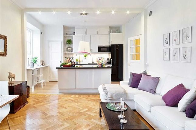 Thumbnail Flat for sale in Cordelia Street, Canary Wharf