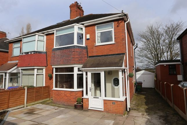 Thumbnail Semi-detached house for sale in Parkfield Road, Dresden