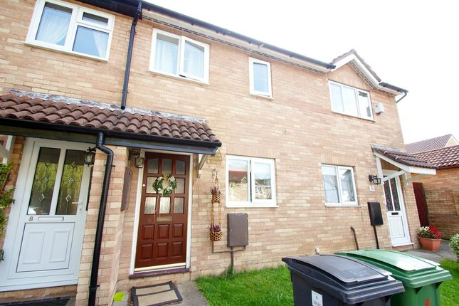 Thumbnail Terraced house to rent in Cormorant Close, St. Mellons, Cardiff
