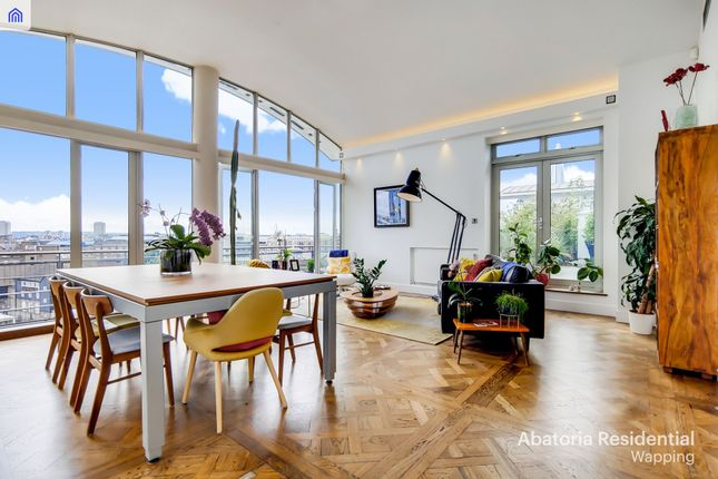 Thumbnail Flat to rent in Star Place, St Katharine Docks, London