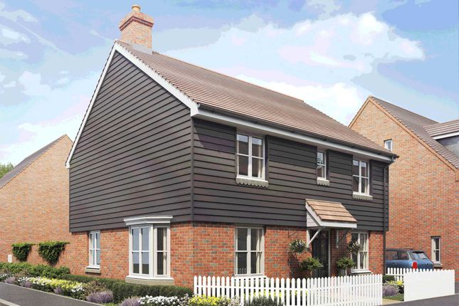 Thumbnail Detached house for sale in Plot 427, Saxon Fields, Biggleswade