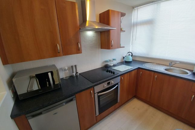 Kitchen of 275 First Avenue, South Shore Holiday Village, Bridlington YO15