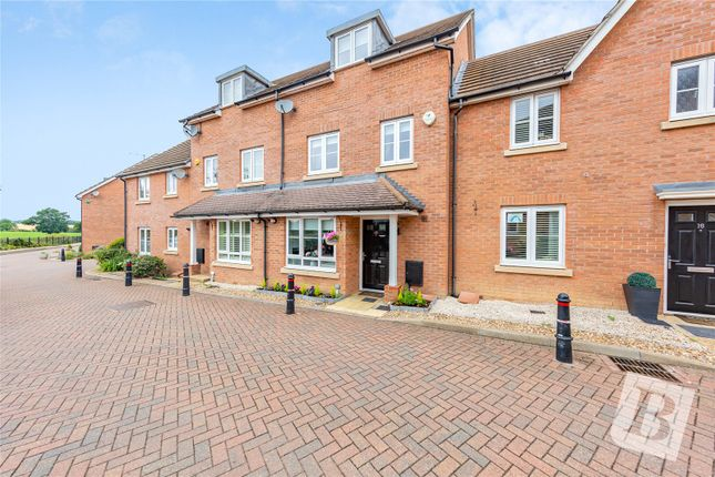 Thumbnail Terraced house for sale in Victoria Road, Ongar, Essex