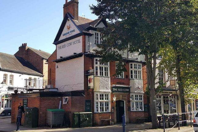 Thumbnail Pub/bar for sale in Hunting Lodge, High Street, Cottingham, Market Harborough