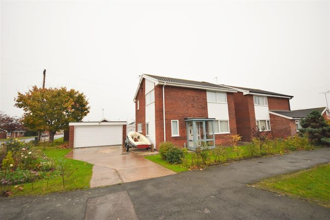 4 bed detached house for sale in Llys Brenig, Rhyl