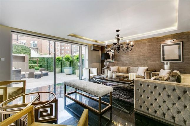 Thumbnail Town house for sale in Norfolk Crescent, Hyde Park, London