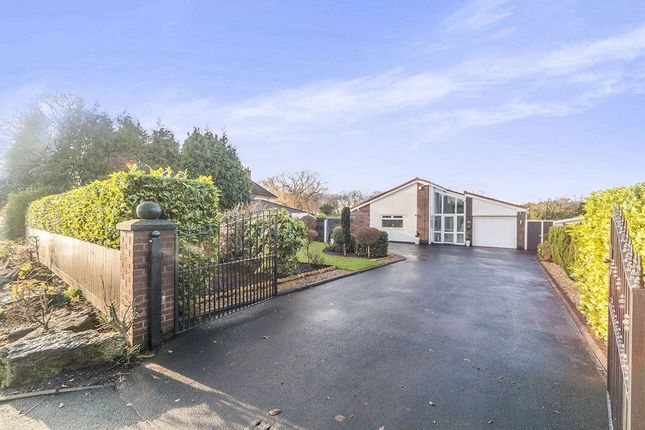 Thumbnail Bungalow for sale in Knowsley Lane, Knowsley, Prescot