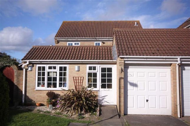 Thumbnail Link-detached house for sale in Halifax Way, Mudeford, Christchurch, Dorset
