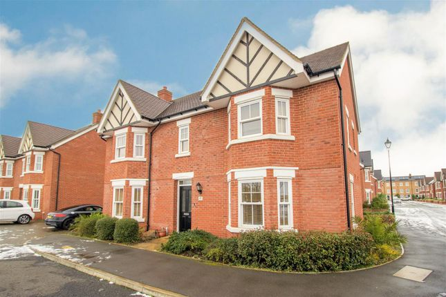 4 bed detached house for sale in Broad Mead Avenue, Great Denham, Bedford MK40