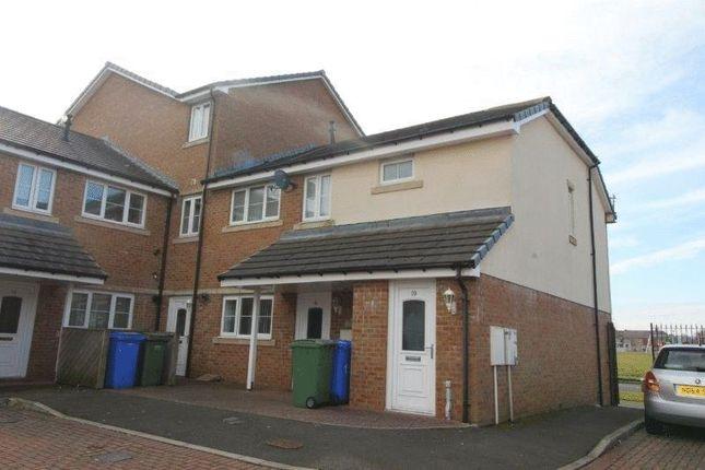 Thumbnail Flat to rent in Berwick Court, Blyth