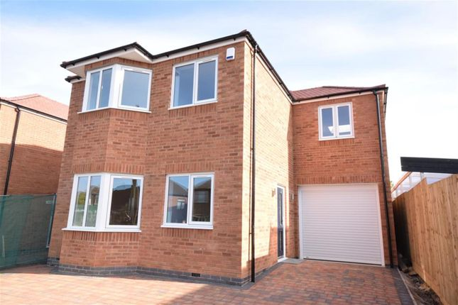 Thumbnail Detached house for sale in Boswell Street, Narborough, Leicester