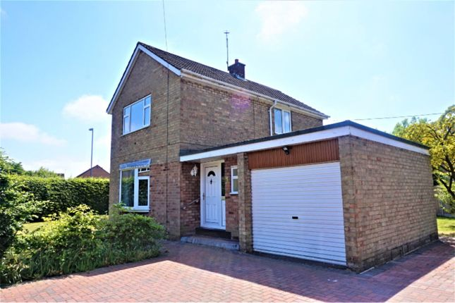 Thumbnail Detached house for sale in Barnetby Road, Hessle