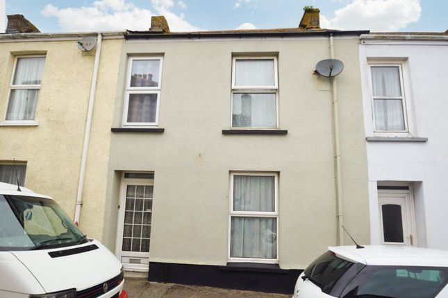 Terraced house for sale in Merrill Place, Falmouth