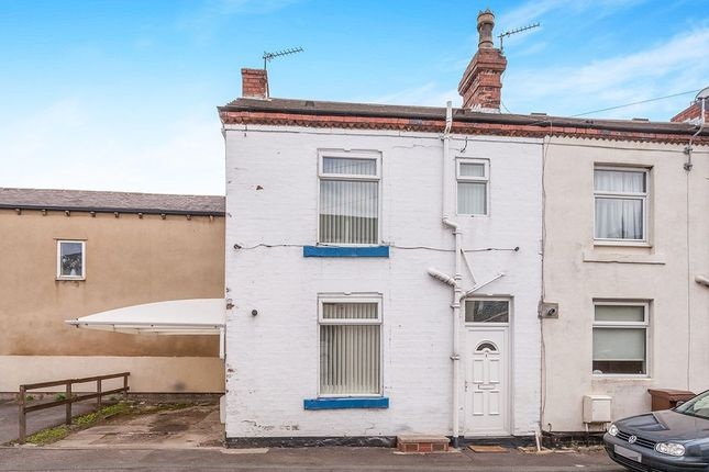 Thumbnail End terrace house to rent in Victoria Street, Horbury, Wakefield
